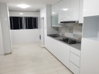 Contemporary Resale 4-Room HDB by Premium Artz Pte Ltd