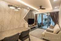 Contemporary New Condominium by Design 4 Space Pte Ltd