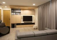 Contemporary Resale 4-Room HDB by AP Concept
