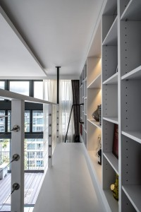 Contemporary New Condominium by United Team Lifestyle