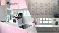 Minimalist New 3-Room HDB by Hamid & Sons Interior Design
