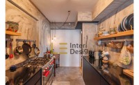 Eclectic Resale 5-Room HDB by Le Interi Design