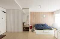 Contemporary New 4-Room HDB by 13th Design Studio Pte Ltd