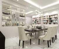 Modern Resale Condominium by Tab Gallery