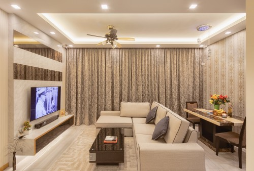 Contemporary New Condominium by AP Concept
