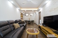 Modern Resale 5-Room HDB by The Creative Studioz