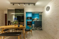 Eclectic New 5-Room HDB by The Interior Lab Pte Ltd