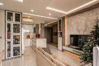 Modern New Condominium by NID Design Group Pte Ltd