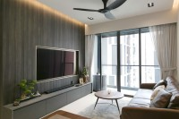 Modern New Condominium by Carpenters 匠