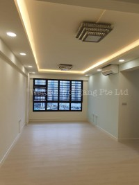 Contemporary Resale 4-Room HDB by Weldas Wolfgang