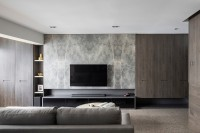 Contemporary New 5-Room HDB by Neu Konceptz Pte Ltd