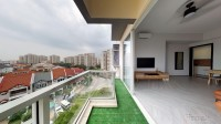 Minimalist Resale Condominium by The Creative Studioz