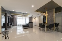Modern New 5-Room HDB by YIS Living Pte Ltd