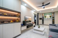 Contemporary Resale 5-Room HDB by Areana Creation Pte Ltd
