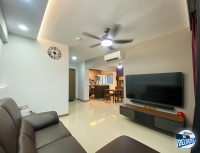 Contemporary New 4-Room HDB by Sky Creation