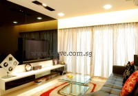 Contemporary New Condominium by Interior Design Avenue