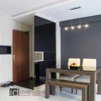Contemporary New 5-Room HDB by Interior Design Avenue