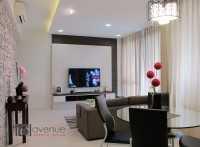 Contemporary Resale Condominium by Interior Design Avenue