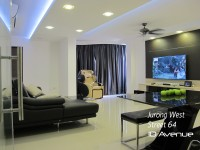 Modern Resale 5-Room HDB by Interior Design Avenue