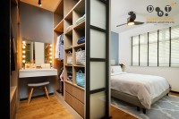Modern New 4-Room HDB by Dots 'N' Tots Interior Pte Ltd
