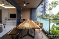 Contemporary New Condominium by Starry Homestead Pte Ltd