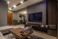 Modern New 4-Room HDB by M2 DECOR Pte Ltd