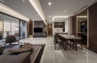 Contemporary Resale Condominium by Rockstar Interior Pte Ltd