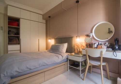 Minimalist Resale 5-Room HDB by M2 DECOR Pte Ltd