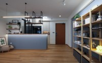 Scandinavian Resale 5-Room HDB by Sense & Semblance Pte Ltd
