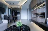 Modern New Condominium by Sense & Semblance Pte Ltd