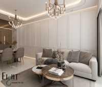 Modern New Condominium by Eight Design Pte Ltd