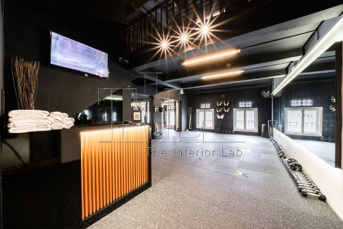 Industrial New Commercial by The Interior Lab Pte Ltd