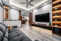 Scandinavian New 5-Room HDB by Weiken.com ID Pte Ltd