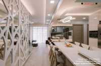 Contemporary New 4-Room HDB by Weiken.com ID Pte Ltd