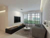 Modern New 4-Room HDB by Fyner Interior Pte Ltd
