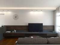 Contemporary New 4-Room HDB by Fyner Interior Pte Ltd