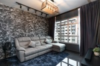 Contemporary New 4-Room HDB by Cheng Yi Interior Design