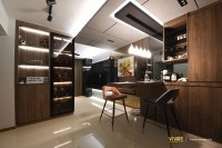 Modern New Condominium by Vivre Creative Design Pte Ltd