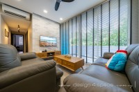 Modern Resale Condominium by Design 4 Space Pte Ltd