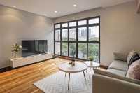 Modern Resale 4-Room HDB by Fyner Interior Pte Ltd