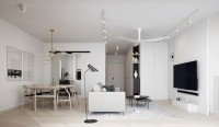 Scandinavian Resale 4-Room HDB by 1618 Studio