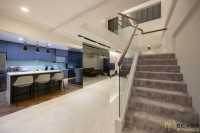 Minimalist Resale Executive HDB by Ecasa Studio