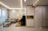 Modern New 3-Room HDB by Ecasa Studio