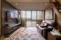Industrial New Condominium by Ecasa Studio