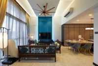 Asian Resale Condominium by The Interior Lab Pte Ltd