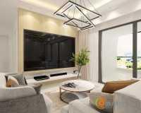 Contemporary New 4-Room HDB by Omni Design Pte Ltd