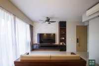 Asian Resale Condominium by Noble Interior Design