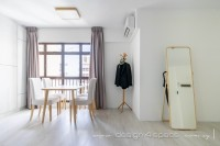 Minimalist Resale 4-Room HDB by Design 4 Space Pte Ltd