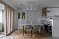 Modern New Studio HDB by Zenith Arc