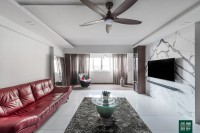 Modern Resale 5-Room HDB by Noble Interior Design